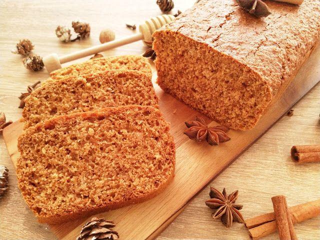 Przepis na chleb miodowo-korzenny