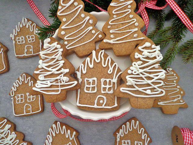 Świąteczne pierniczki na Boże Narodzenie