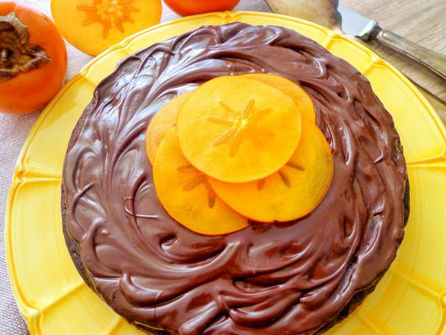 Czekoladowe ciasto z polewa czekoladowa