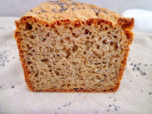 Przepis na gryczany chleb razowy