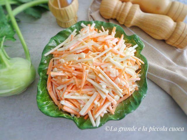 Przepis na Coleslaw z kalarepą
