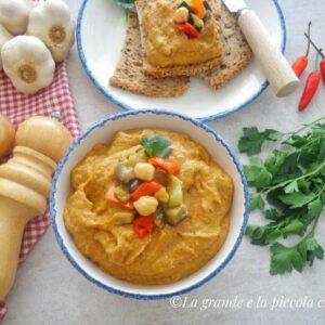 Pasta warzywna ratatouille