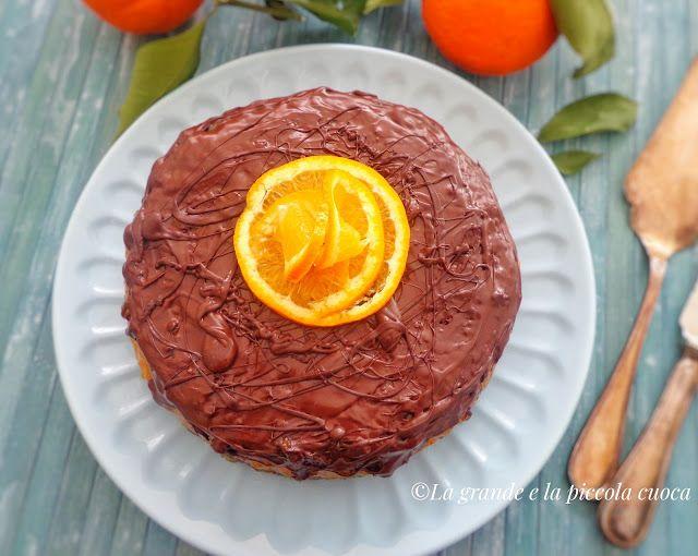 Przepis na sernik pomarańczowy z czekoladą