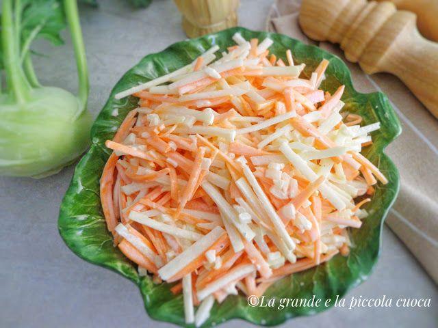 Surówka Coleslaw z kalarepą