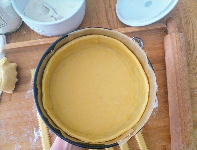 Ciasto na krucha tarte