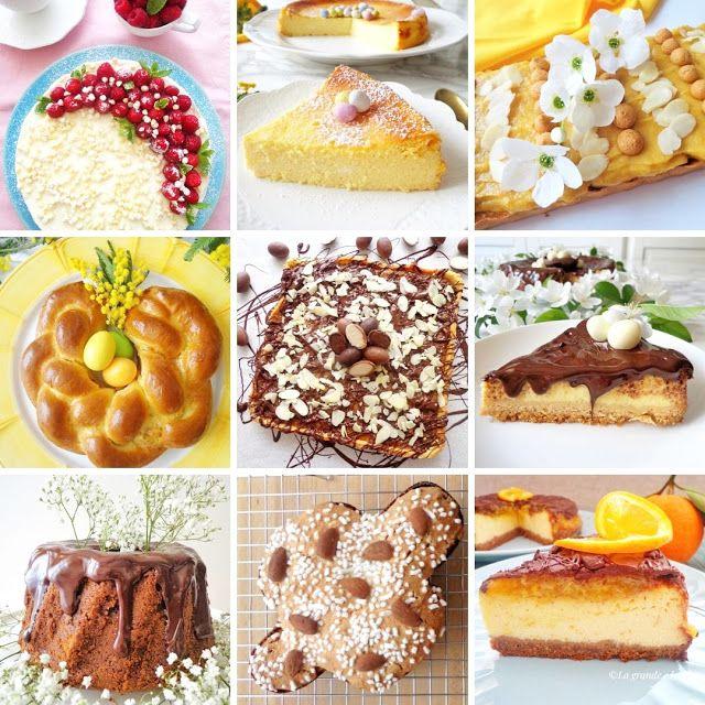 Słodkości na Wielkanoc