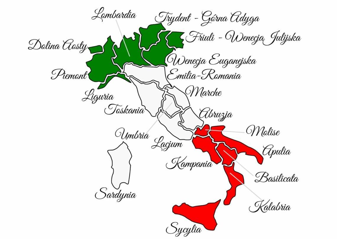 Włochy od kuchni