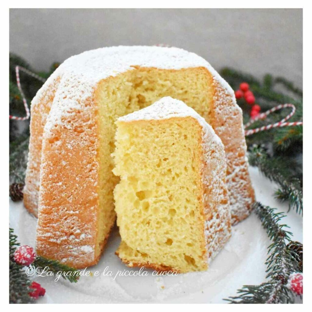 Ciasto na włoskie Pandoro