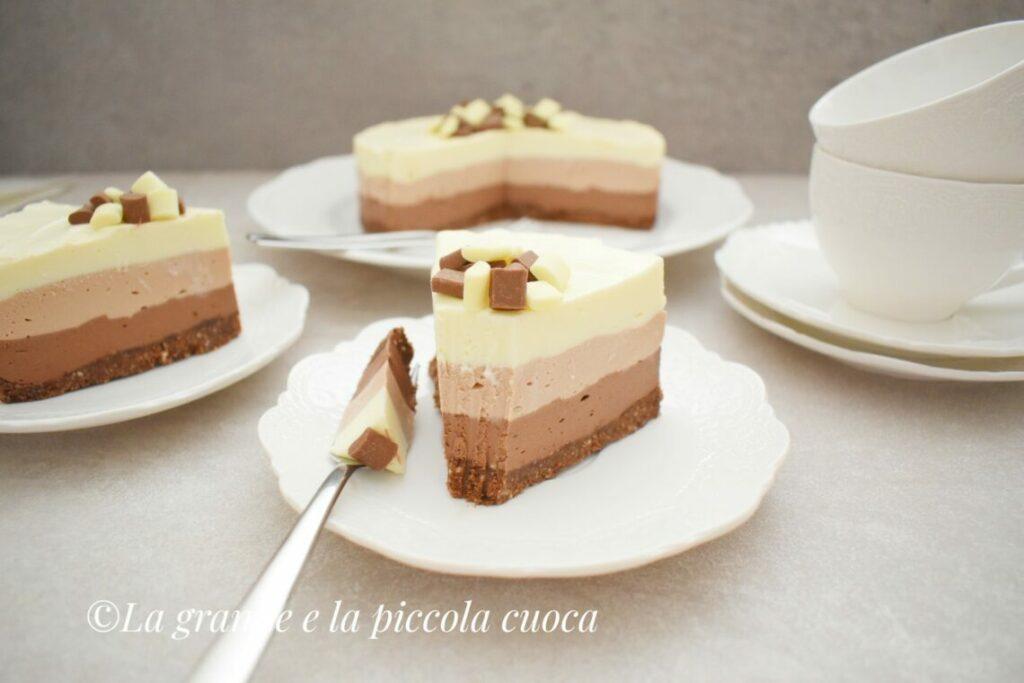 Przepis na czekoladowy cheesecake