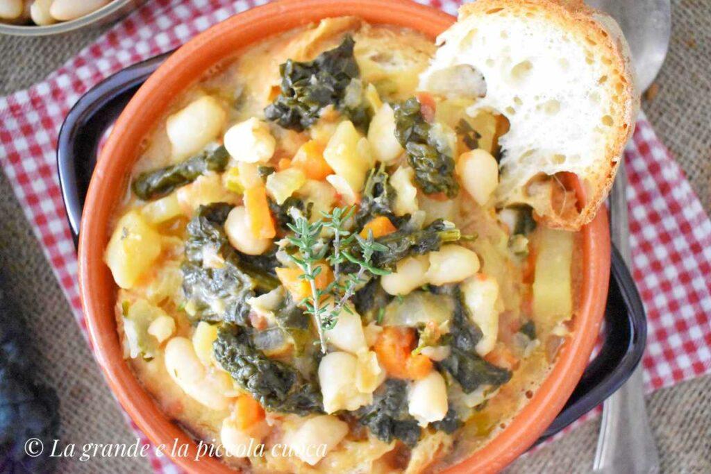 Zupa toskańska ribollita
