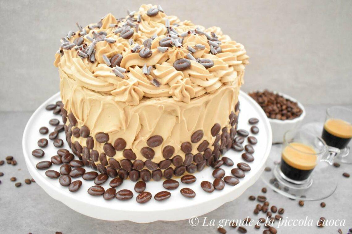 Tort kawowy