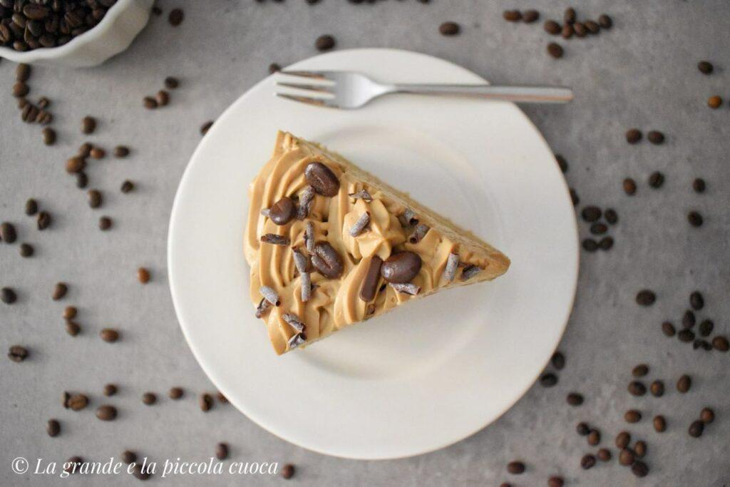 Przepis na tort kawowy
