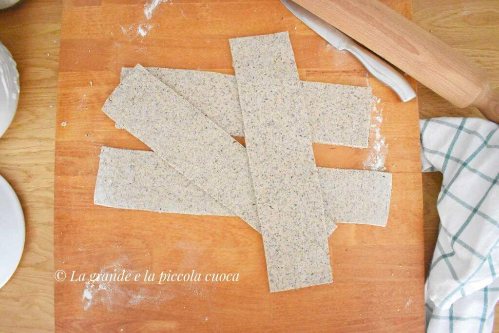 Przepis na makaron pizzoccheri