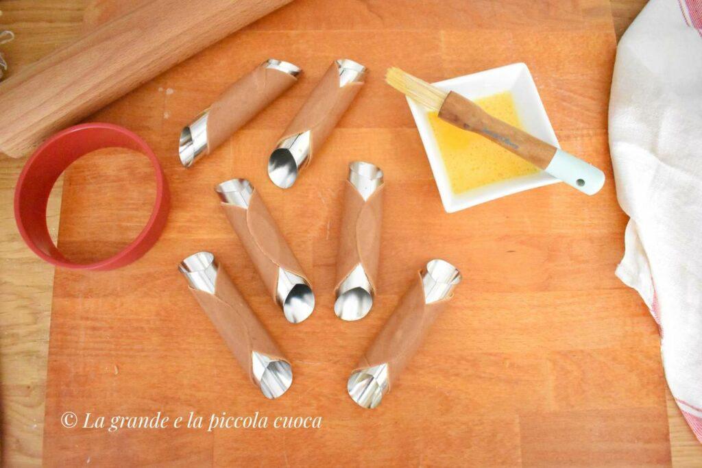 Przepis na włoskie cannoli