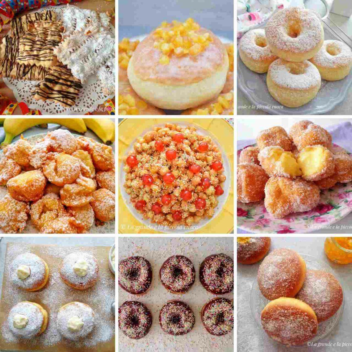 Karnawałowe słodkości na Tłusty Czwartek