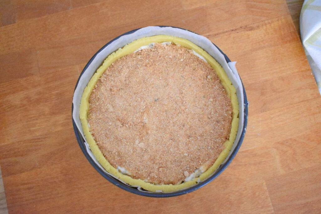 Przepis na włoskie ciasto