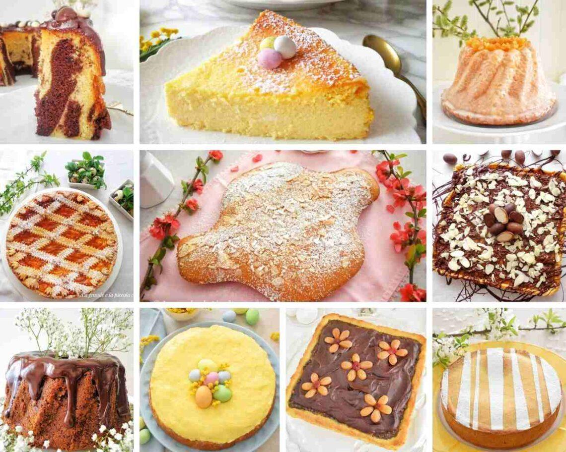 Przepisy na ciasta na Wielkanoc