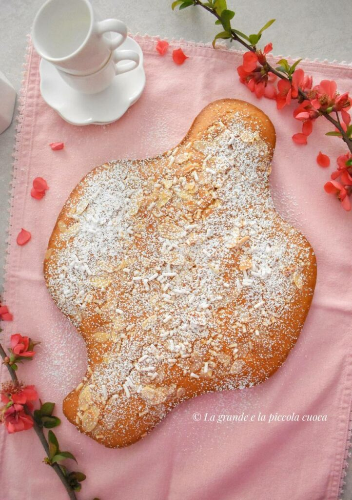 Wielkanocne ciasto bez glutenu