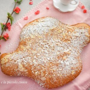Colomba wielkanocne ciasto