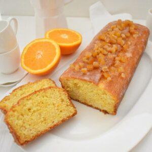 Przepis na wilgotne ciasto pomarańczowe