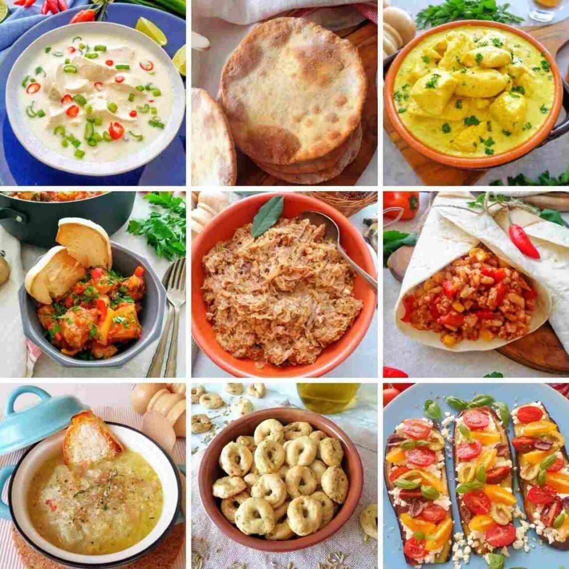 Przepisy z kuchni swiata