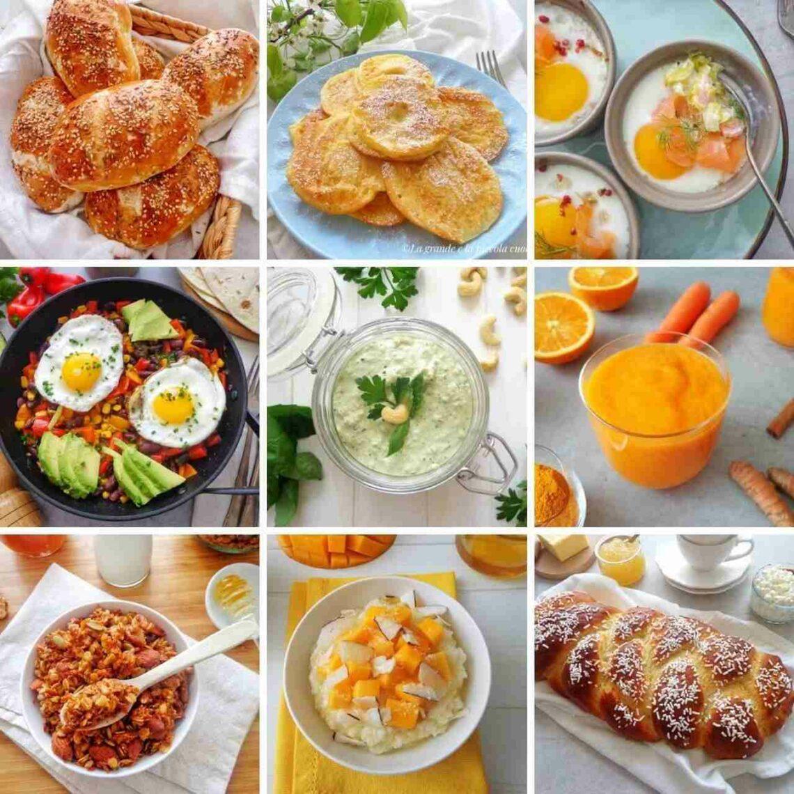 Przepisy na sniadania