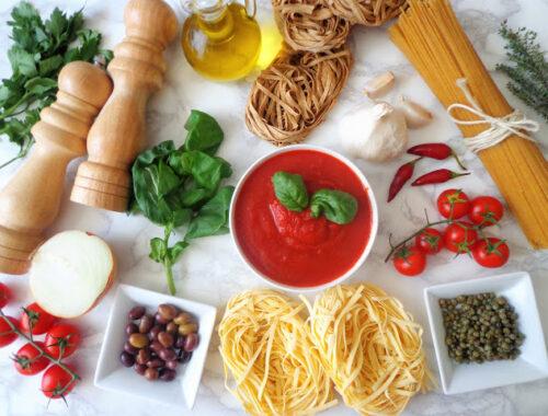 Przepisy na sosy do makaronu