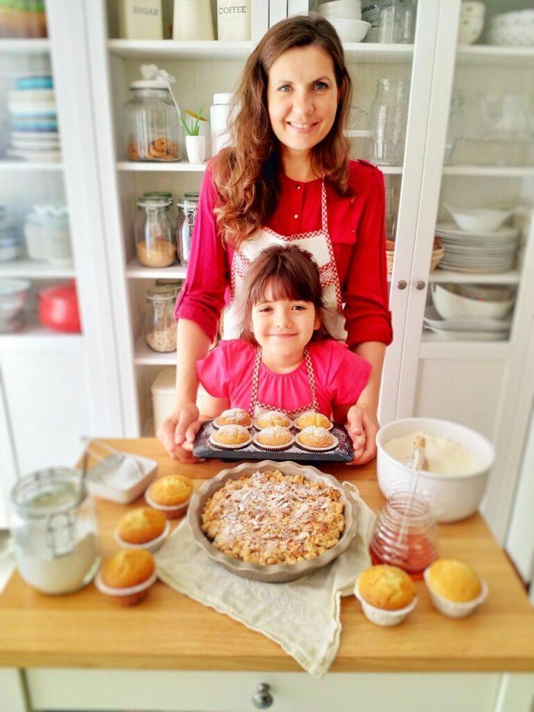 La grande e la piccola cuoca
