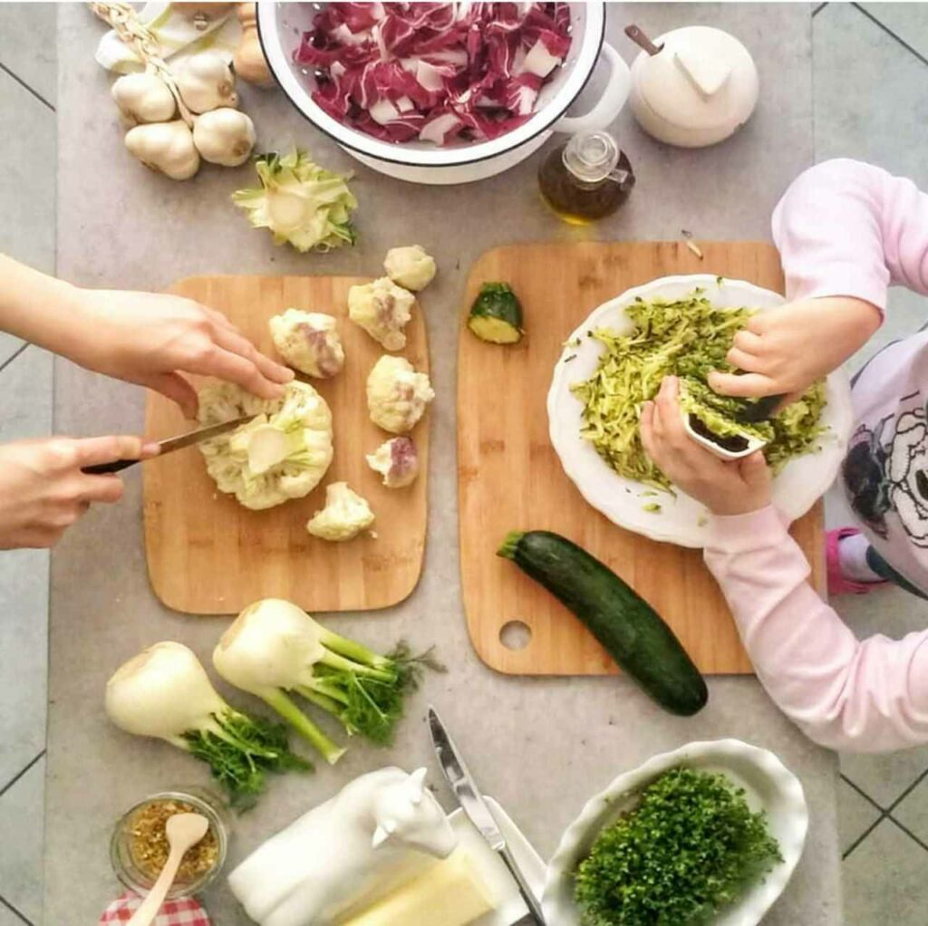 Razem w kuchni