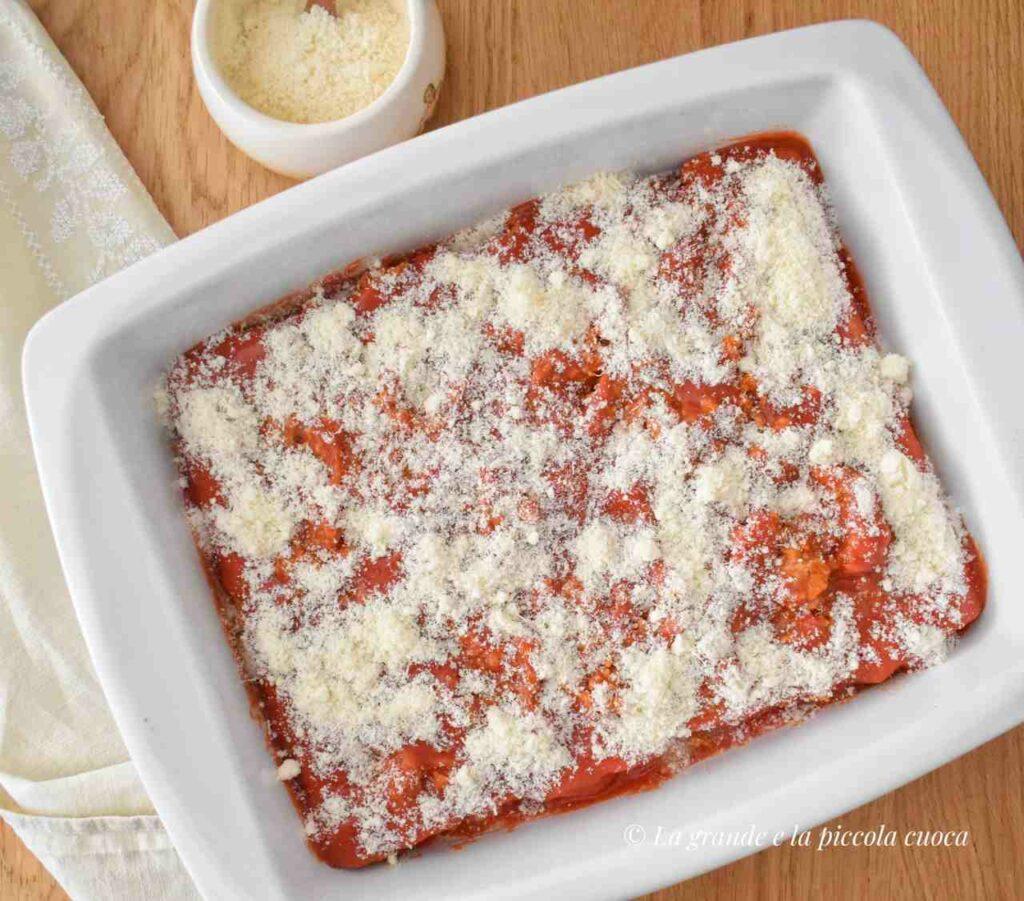 Przepis na zapiekane cannelloni z miesem