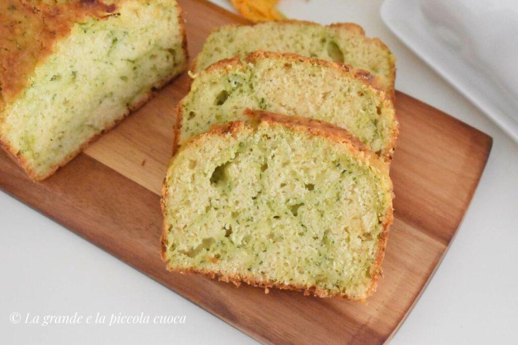 Przepis na chlebek z cukinia
