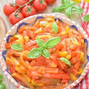 Włoska peperonata