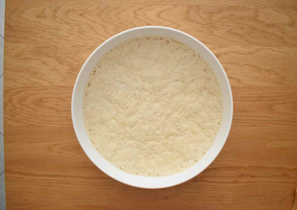 Ciasto drozdzowe na slimaczki