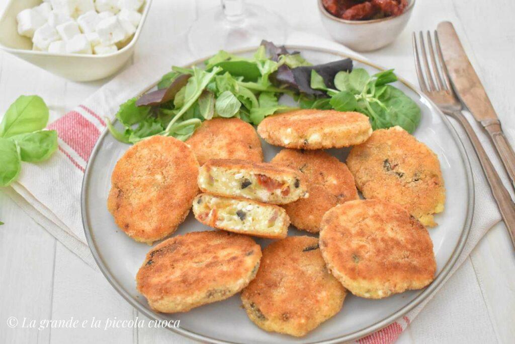 Przepis na kotlety serowe